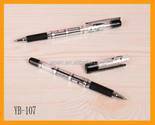 Plastic Logo Printable Gel Pen for Promotion