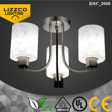 China Wholesale Iron Contemporary Ceiling Lamp