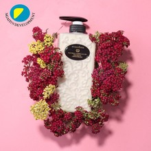 High Quality Wild Camellia Oil Nutrition Shampoo With Nice Bottle