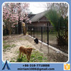 Most affordable high quality china wrought iron fence / color steel fence panel /stainless alminum fence