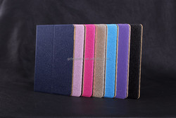 Leather Texture Ultrathin cell phone case For ipad air 2 case Many Colors