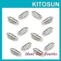 Waterproof Single Led Battery Operated Party Decorative Mini Led Light For Balloon