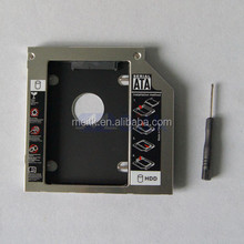 Large stock on sale !!!new sata 2nd hdd hard disk drive caddy