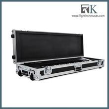 2015 New arrivel fold korg pa3x pro 76 keyboard flight case flight case handle for flight case