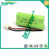 china factory ni-mh rechargeable battery aaa 4.8v 700mah for aaa sex