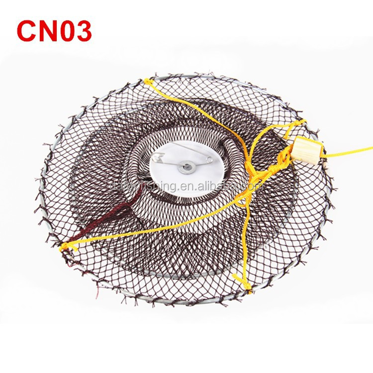Crayfish net hoop net lobster net buy crayfish net hoop for Hoop net fishing