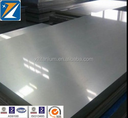 ASTMB265 stock 10mm Sandblasting surface titanium plate