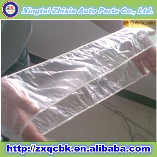 Zhixia Disposable Plastic Car Seat Cover Pe Car Seat