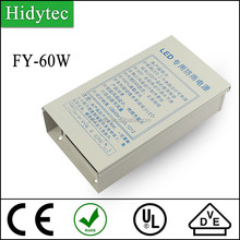 FY-60W 24V 2.5A LED switching waterproof power supply