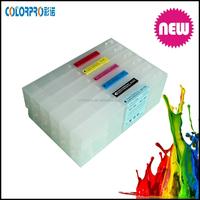 1300ml 6color refillable ink cartridge for HP Designjet 9000 10000 printer cartridge
