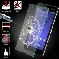 0.26mm 9H Tempered Glass Film Screen Protector for Sony Xperia Z3 With Retail packing