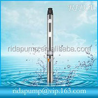 newest home use mini solar water pump for deep well