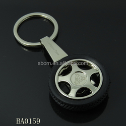 Promotional Car Key Chain High Quality Cheap Price Tire Key Chain
