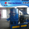 low consumption and high capacity waste film agglomerator
