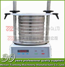 Tianlong Brand Best Quality Stainless Steel Wire Mesh Test Sieve Machine Sizing Screen Classification Screening Machine
