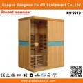 Popular de corea del sur sauna interior kn-003d