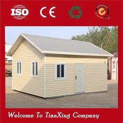 popular design heat retaining prefab house