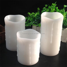 LED Candle Type and Yes Handmade paraffin wax led candle light jessica 0086-15032098633