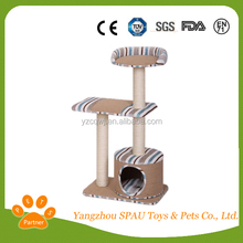 The Comfortable Happy cat tree china top ten selling products
