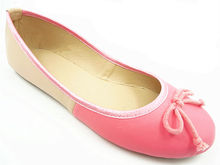 New Design Colour Matching Lady Shoes 2014 TW-B0552