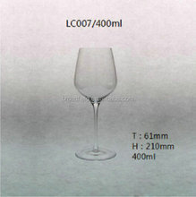 Produtos inovadores simples fino copo de vidro de compras on line alibaba