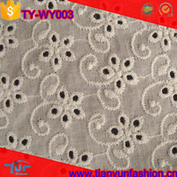 beautiful saree designer pattern hundred embroidery cotton swiss voile lace fabric