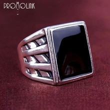 men ring with big stone s925 men ring men's diamond ring