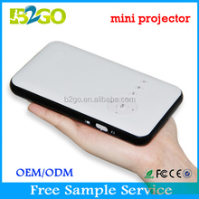 Hottest Sales LED Mini Pocket Projector Mini Projector 1080P mobile phone projector android