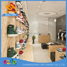 shoe store display racks for sport shoes