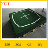 Hot sale 1.5*1.5m high qualtiy golf hit mat Best Golf China factory yuhe