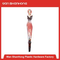 WSH brand Unique stainless steel eyebrow tweezers