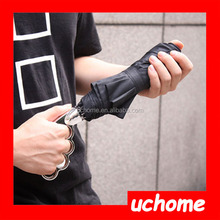 UCHOME Cool Special Fist Style Handle Parasol Umbrella for Men