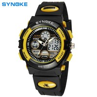 futuristic design led sport watch fashion outdoor sport watch led watch for young people