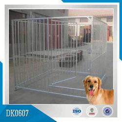 Factory Manufacturer Galvanized Metal Dog Kennel For Sale Uk