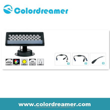 Colordremer cheap price high quality high power outdoor 36W DMX LED flood light IP67