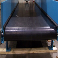 Endless(ring type) bendable Conveyor Belts for conveyor with small pulleys