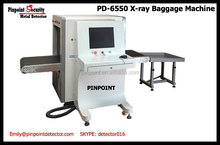 Security Xray Inspection system scanner Made in China Security X ray Baggage Scanner PD6550