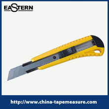 Cute industrial safety utility knife with comforable handle
