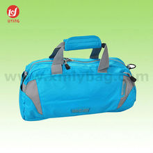 New Design Blue Nylon Duffel Travel Bag,Travelling Bag,Cheap Sport Bag
