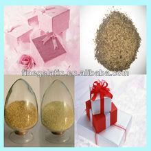 high quality gelatin wood glue/technical gelatin in powder/bovine skin gelatin use for giftbox