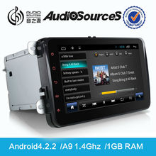 Android car dvd for passat b6 2 din android car gps navigation system with bluetooth SD USB phonebook RDS radio
