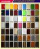 High glossy uv coated mdf board