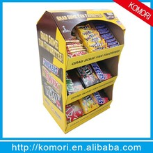 Hot sell cardboard display case