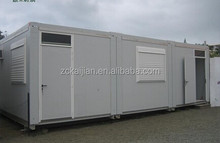 accommodation container/ collapsible container/ folding container
