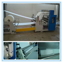 Automatic Box-Drawing Tissue Facial Making Machine, Paper Tissue Converting Machine