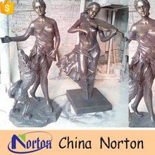 life size woman resin statue molds for sale NTRS177S