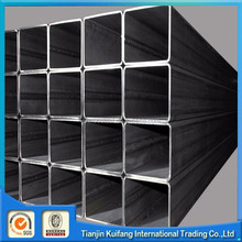 top supplier of black square hollow section, astm a500 square steel pipe
