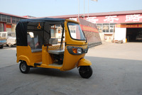 petrol gasoline motorized tricycle for sale