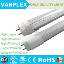 Home Depot iluminación tubo alto Lumen LED Light con 5 años de garantía