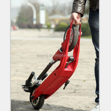lightest foldable portable electric scooter